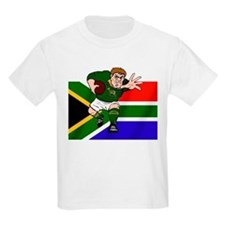 Rugby forward South Africa T-Shirt