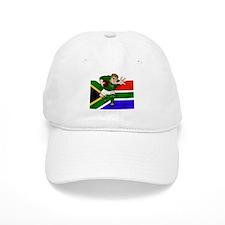 Rugby forward South Africa Baseball Cap