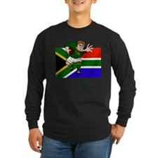 Rugby forward South Africa T
