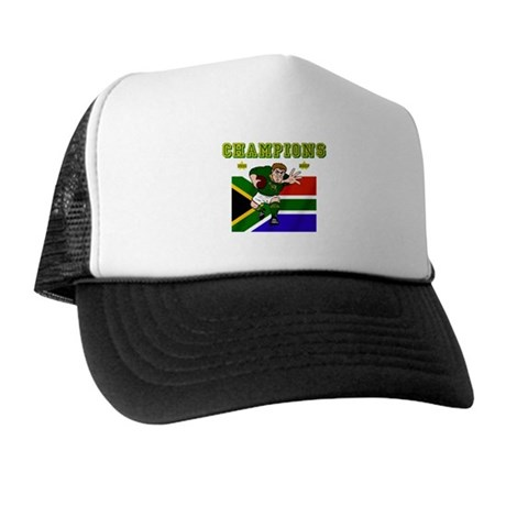 South Africa Rugby Trucker Hat