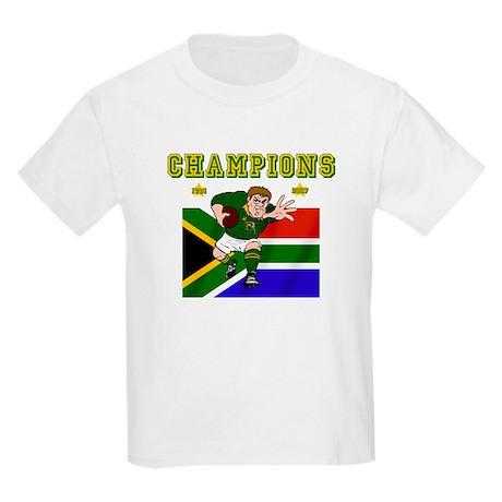 South Africa Rugby Kids Light T-Shirt