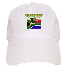 South Africa Rugby Baseball Cap
