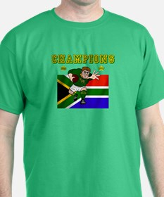 South Africa Rugby T-Shirt