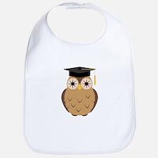 Education Owl Bib