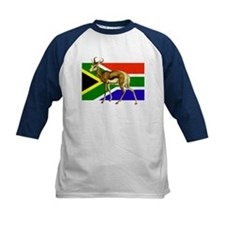 South Africa Springbok Flag Tee