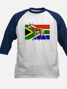 South Africa Springbok Flag Tee