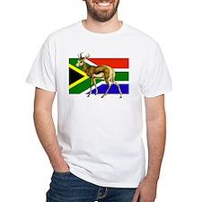 South Africa Springbok Flag Shirt