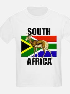 South Africa Springbok T-Shirt
