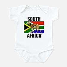 South Africa Springbok Infant Bodysuit