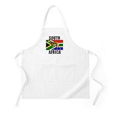 South Africa Springbok Apron