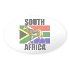 South Africa Springbok Decal