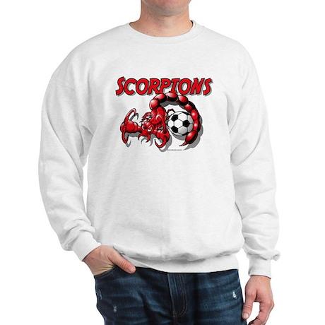 Scorpions Soccer Sweatshirt