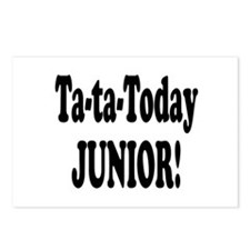 Ta-Ta-Today Junior! Postcards (Package of 8)