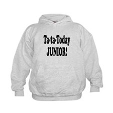 Ta-Ta-Today Junior! Hoodie