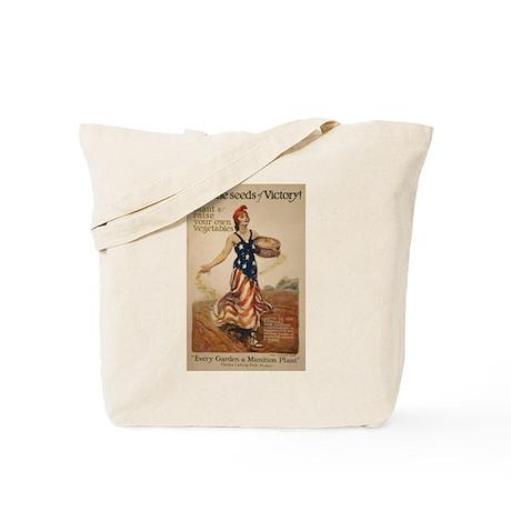 Sow Seeds of Victory - Tote Bag