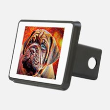 Dogue de Bordeaux: A Portr Hitch Cover
