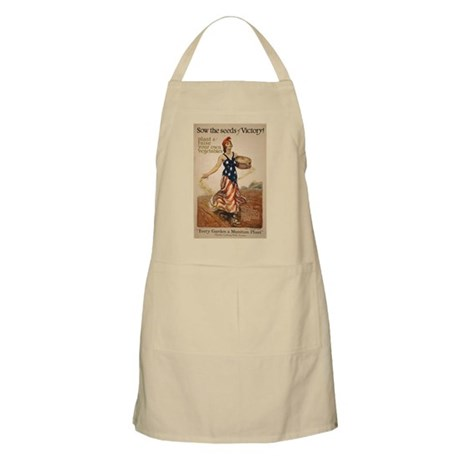 Sow Seeds of Victory - BBQ Apron