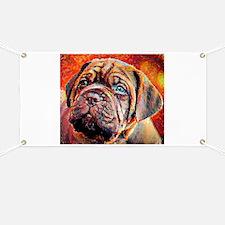 Dogue de Bordeaux: A Portrait in Oil Banner