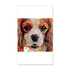Cavalier King Charles Spaniel: A Wall Decal