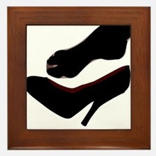 Dropped Shoe Framed Tile