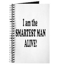 Smartest Man Alive Journal