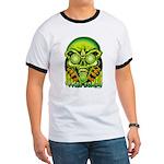 Soccer Zombie Ringer T