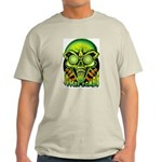 Soccer Zombie Ash Grey T-Shirt