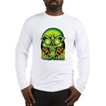 Soccer Zombie Long Sleeve T-Shirt