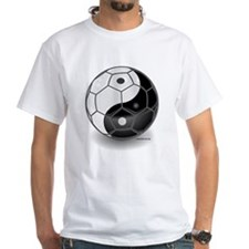 Ying Yang Soccer Ball Shirt