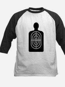 Human Shape Target Baseball Jersey