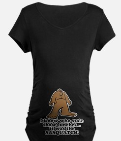 Sasquatch Stole the Lunches T-Shirt