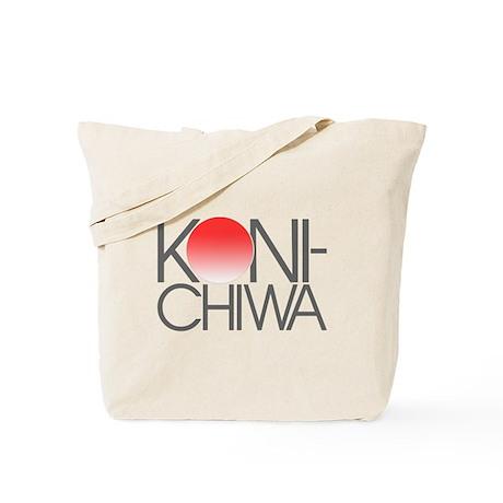 Konichiwa Tote Bag
