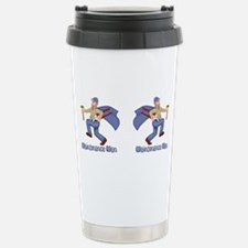 Cute And run on Travel Mug