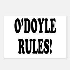 O'Doyle Rules! Postcards (Package of 8)