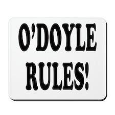 O'Doyle Rules! Mousepad