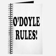 O'Doyle Rules! Journal