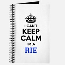 I can't keep calm Im RIE Journal