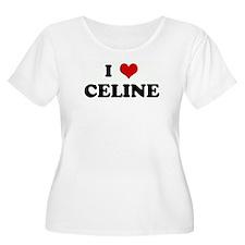 I Love CELINE T-Shirt