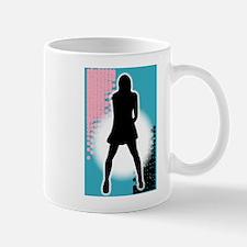 Grunge Girl Performer Mugs