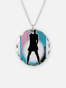 Grunge Girl Performer Necklace