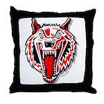 Wolf @ eShirtLabs.Com Throw Pillow
