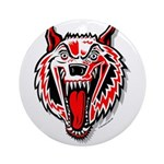 Wolf @ eShirtLabs.Com Keepsake (Round)