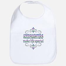 Goddaughters Make Life Special Bib