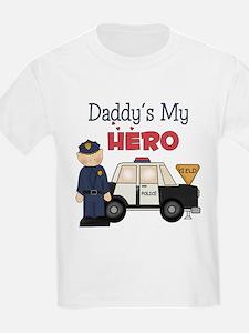 Daddy's My Hero T-Shirt