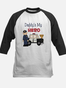 Daddy's My Hero Tee
