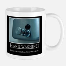 Infection Control Humor 01 Mugs