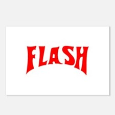 Flash Postcards (Package of 8)