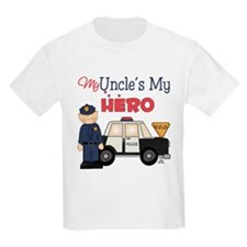 My Uncle's My Hero T-Shirt
