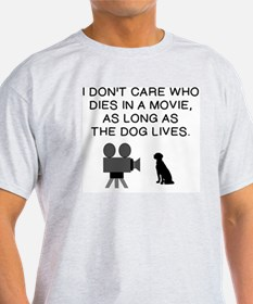 Funny Dying T-Shirt