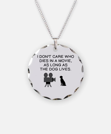 Cool Movie Necklace